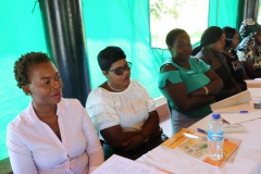 Chivhu RAs and SEJAs Capacity Building Workshop