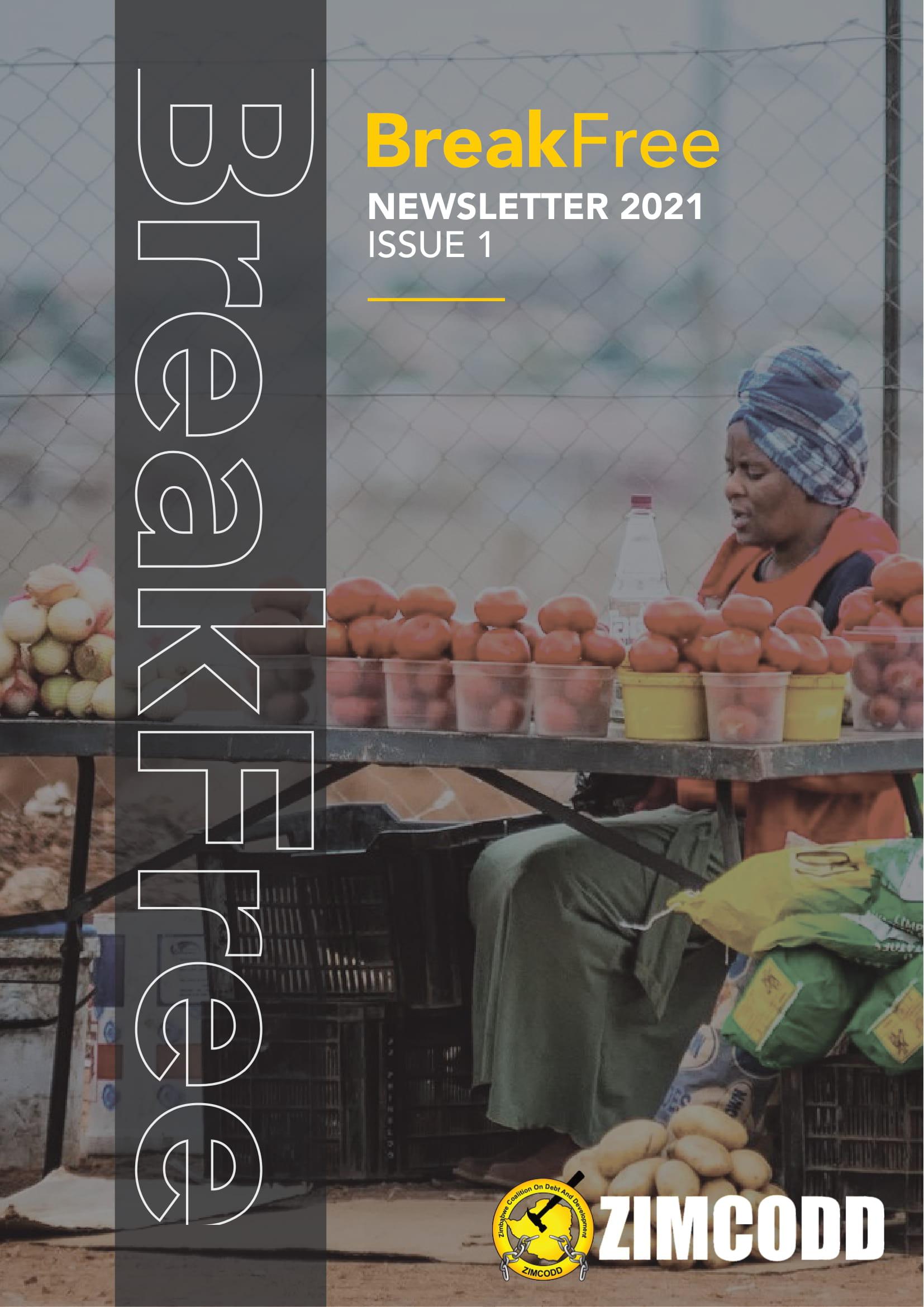 ZIMCODD Breakfree Newsletter Issue 1 - 2021-01